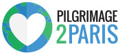 Pilgrimage to Paris logo.