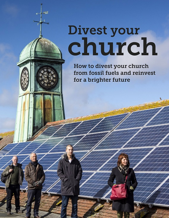 Front cover of 'Divest your church'.